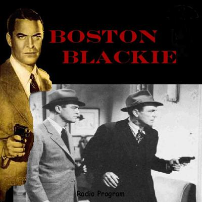 Boston Blackie is a fictional character who has been on both sides of the law. As originally created by author Jack Boyle, he was a safecracker, a hardened criminal who had served time in a California prison. Prowling the underworld as a detective in adaptations for films, radio and television, the detective Boston Blackie was