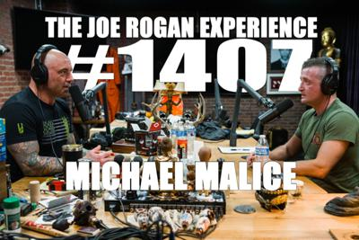 Cover art for #1407 - Michael Malice