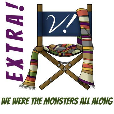 Cover art for Extra! - We Were the Monsters All Along