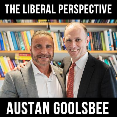 Cover art for The Liberal Perspective with Austan Goolsbee