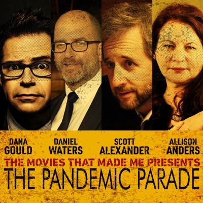 Cover art for The Pandemic Parade
