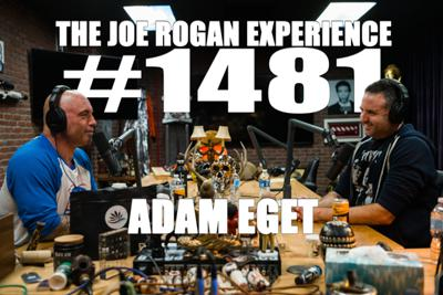 Cover art for #1481 - Adam Eget