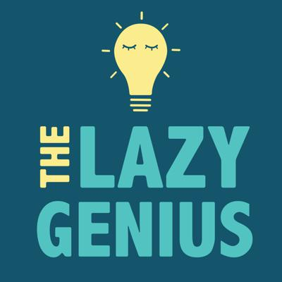 Being a person is hard, and The Lazy Genius Podcast is here to help you be a genius about the things that matter and lazy about the things that don't. From laundry to cooking chicken to making new friends, Kendra is here to welcome you into an easier way.