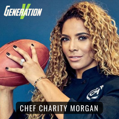 Cover art for Feeding NFL Titans with Charity Morgan