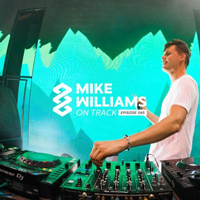 Mike Williams On Track