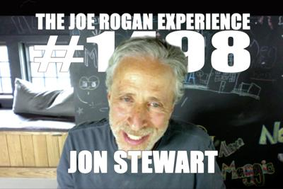 Cover art for #1498 - Jon Stewart