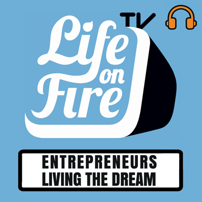 Life on Fire TV (Audio) – Online Business Coaching With Nick Unsworth