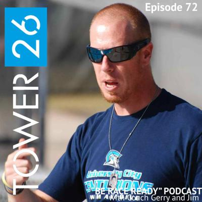 Cover art for Episode #72: Coach Jim Vance Discusses Athlete Success and Running With Power