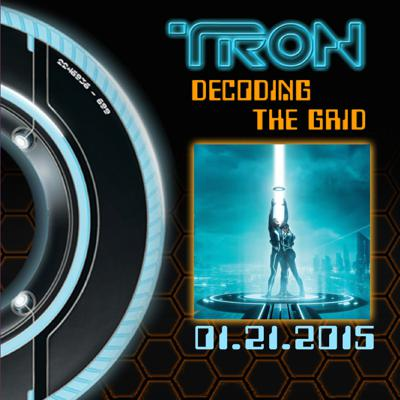 Cover art for 31 TRON Legacy Commentary (2010)