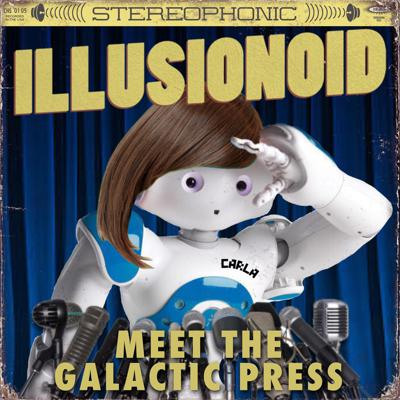 Cover art for S10E06: MEET THE GALACTIC PRESS