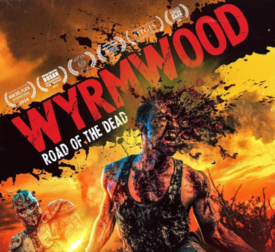 Cover art for Wyrmwood: Road of the Dead (2014)