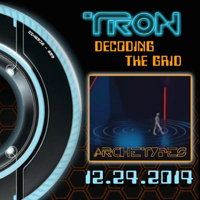 Cover art for 29 TRON Archetypes