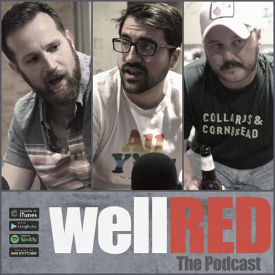 Trae Crowder, Drew Morgan and Corey Ryan Forrester  (Authors of The Liberal Redneck Manifesto, and comedians on The WellRed Comedy Tour) host a weekly podcast featuring guests from all walks of life. From MMA fighters, Political experts, Comedians, Television Producers... you get it.. it's diverse. We meet interesting people on the road. Sometimes they let us record our conversations.