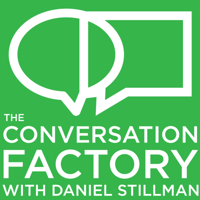 Welcome to The Conversation Factory, where I investigate how to create change through changing conversations. Each episode I'll talk to an amazing conversation designer about how to Amplify, Shift or Transform conversations in Organizations, Teams, Communities  and our own lives. Visit www.theconversationfactory.com where I distill these insights we can bring into our work and lives.