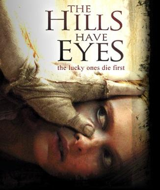 Cover art for The Hills Have Eyes (2006)