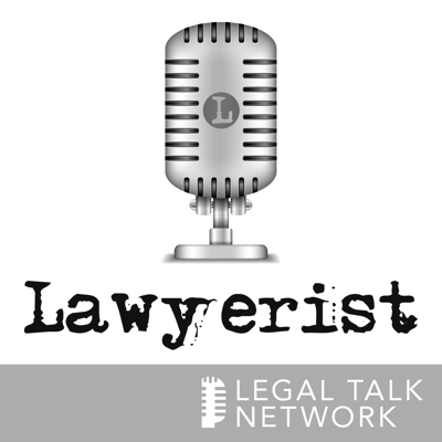 A weekly podcast about lawyering and law practice hosted by Sam Glover and Aaron Street. Their conversations with successful lawyers and interesting people cover innovative business models, legal technology, marketing, ethics, starting a law firm, and whenever possible, robots.