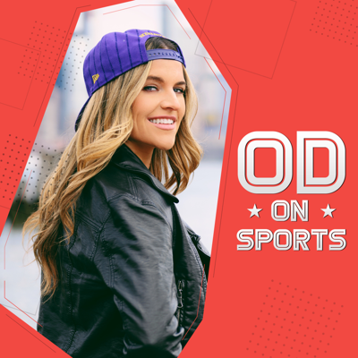 Die hard sports fan Annie O'D talks the hottest topics in sports either by herself or joined by her friends/guests as they go head to head discussing the sports topics we all really want to talk about