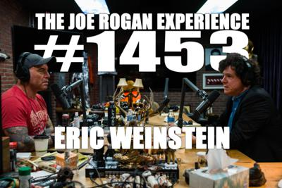 Cover art for #1453 - Eric Weinstein