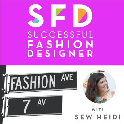 Cover art for SFD106 How This Designer Launched a Bespoke Dress Brand (while in college)