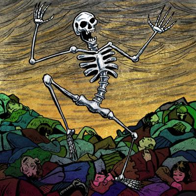Cover art for Episode #103- What Caused the Black Death? (Part II)