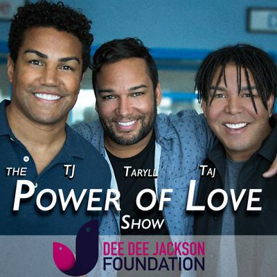 The Power of Love Show presented by The Dee Dee Jackson Foundation provides hope, resources and a community so no one feels alone in their grief. Hosted by TJ Jackson, Taryll Jackson and Taj Jackson