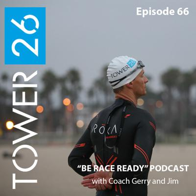 Cover art for Episode #66: Swim Anxiety - How to overcome it