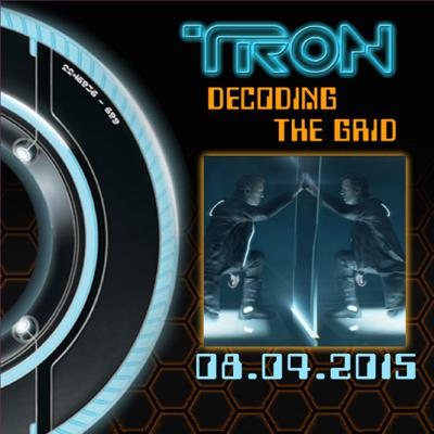 Cover art for 36 TRON: Legacy