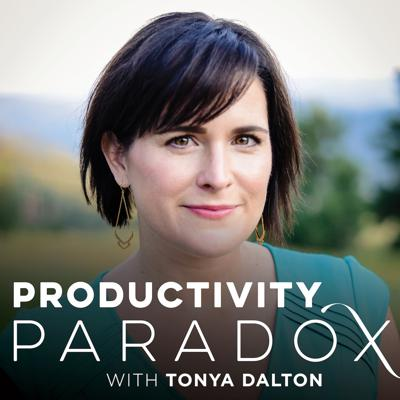 We all have 168 hours in a week, so why is it we feel we don't have the time to focus on the things that matter most? It's not you - it's the systems that are failing.  Productivity Paradox is a weekly podcast specifically designed to give you ACTIONABLE strategies and exercises to help you create a life centered around YOUR own personal PRIORITIES. Tonya Dalton is a leading expert in harnessing your productivity and streamlining systems to help you discover the strategies that work for YOUR life. Through time proven tactics, you can discover your own customized productivity system and achieve life changing results in business, relationships and personal growth.