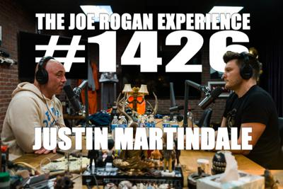 Cover art for #1426 - Justin Martindale