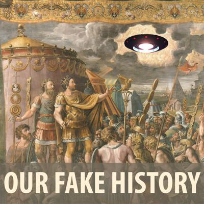 A podcast about myths we think are history and history that might be hidden in myths! Awesome stories that really (maybe) happened!