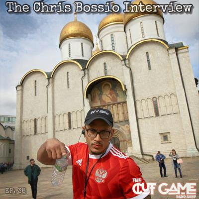 Cover art for #38  The Chris Bossio Phone Interview