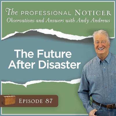 Cover art for The Future After Disaster