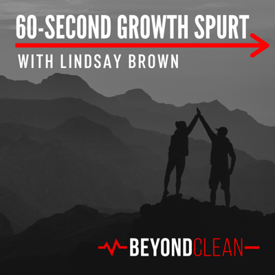 Cover art for 60-Second Growth Spurt:  Curating Connections