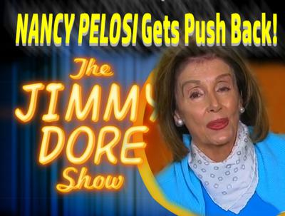 Cover art for Pelosi tells people to Calm Down!