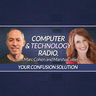 Marsha Collier & Marc Cohen Techradio by Computer and Technology Radio / wsRadio