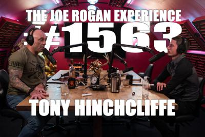 Cover art for #1563 - Tony Hinchcliffe
