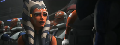 Cover art for 319 Catching Up With Ahsoka