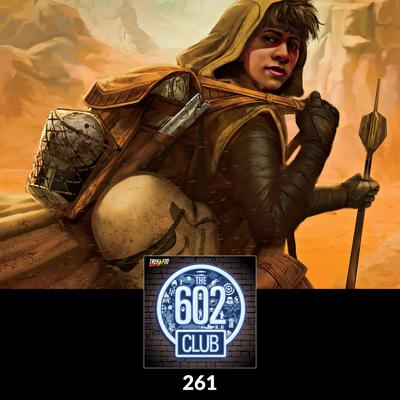 Cover art for 261: A Living Jedi Holocron
