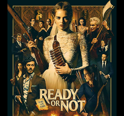 Cover art for Ready or Not (2019)