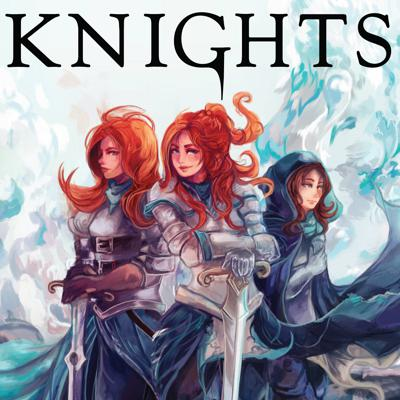KNIGHTS is a fantasy fiction Audio Drama podcast.  A hidden, merciless evil festers in the Realms as Ark's knights face impossible choices, grace lost, and growing despair in a race to save the world...hopefully not at the cost of their friend.
