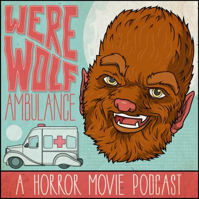 Werewolf Ambulance is a horror movie comedy podcast. Allen and Katie watch horror movies from all eras and of all qualities and then discuss them in a not-so-academic way (just as the name