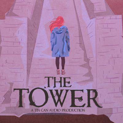 A young woman leaves behind her isolated, suffocating existence to climb The Tower, an abandoned relic of a forgotten age, built by a proud king who wanted to rule the sky as well as the land. It stretches up into the sky, through the smog.  An experimental audio drama miniseries from Tin Can Audio