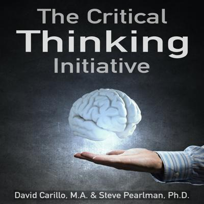 The Critical Thinking Initiative podcast is a response to the low critical thinking outcomes among U.S. students across all levels of education.  Episodes focus on all areas related to meaningful education, with a focus on cutting-edge, research-supported ways to improve critical thinking in any discipline.