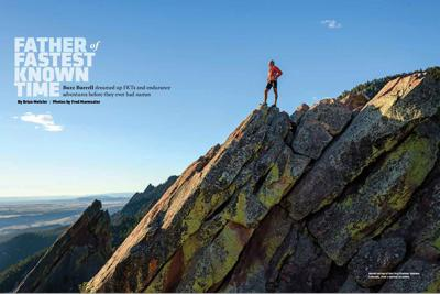 Cover art for EP 470: Culture and Community Before Sport - Buzz Burrell Talks FKT