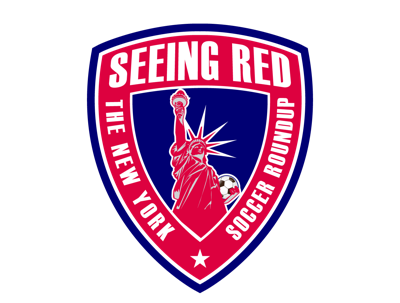 Seeing Red is an independent weekly audio show focused on the New York Red Bulls. Each week, Mark, Nate, and Dave breakdown the Red Bulls weekend performance, interview a member of the Red Bulls community, preview next week's matchup, and answer listener questions.  To tell us what you think or ask a question, drop us a line at SeeingRedNY@gmail.com.