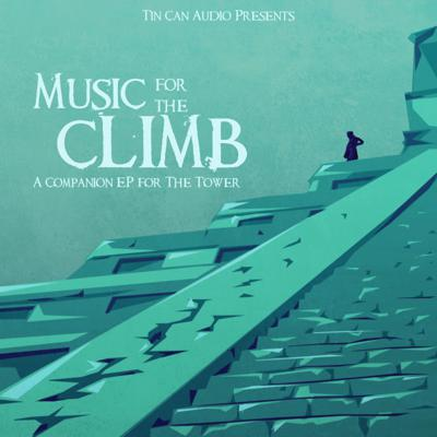 Cover art for Music For The Climb EP - Pre-Order Now