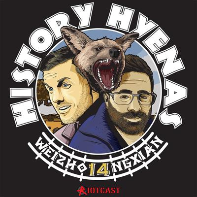 Comedians Yannis Pappas and Chris Distefano go WILD for history and nature. Listen in as these two Hyenas teach all things historical and natural in a way that you never thought was possible cuzzie!  We're tyrants for history, bad! Also nature.  RiotCast.com