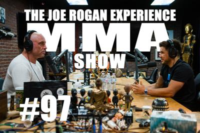 Cover art for JRE MMA Show #97 with Henry Cejudo