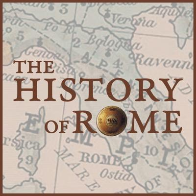 A weekly podcast tracing the history of the Roman Empire, beginning with Aeneas's arrival in Italy and ending with the exile of Romulus Augustulus, last Emperor of the Western Roman Empire. Now complete!