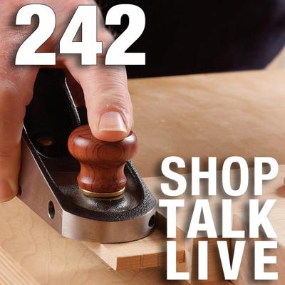 Cover art for STL242: Is there one block plane to rule them all?